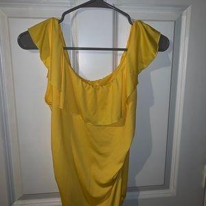 Other - Off shoulder swimsuit